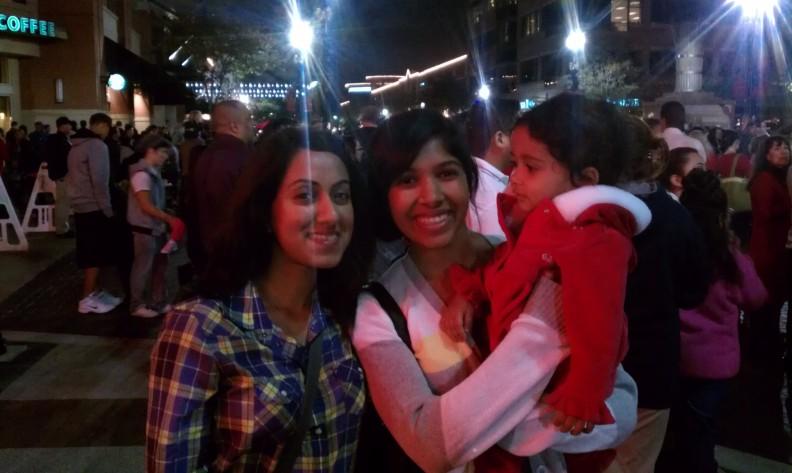 Janie, Ashley and Layla