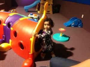 Layla playtime