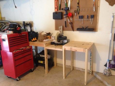 pine workbench plans