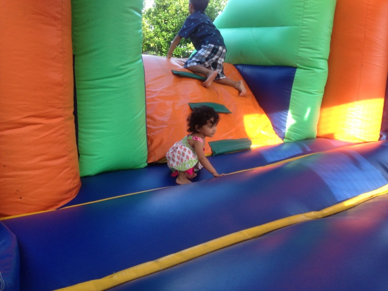 layla bounce house