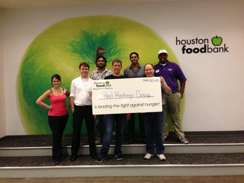 PH Houston Food Bank