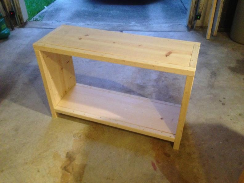 cabinet box