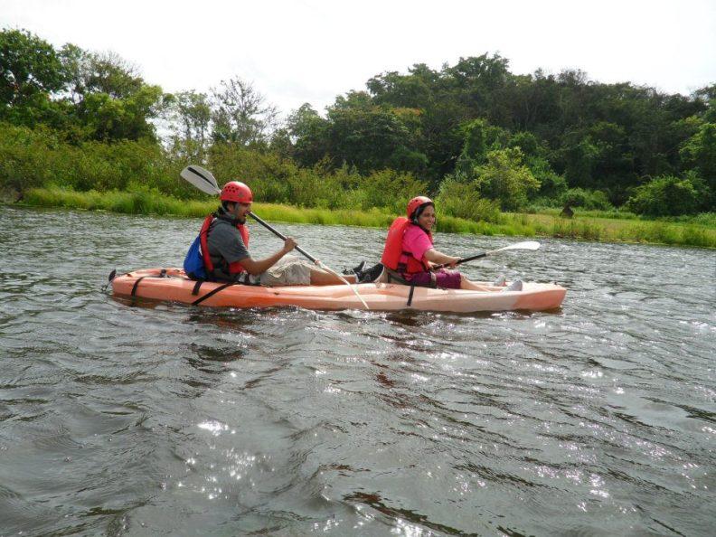 sheena canoe
