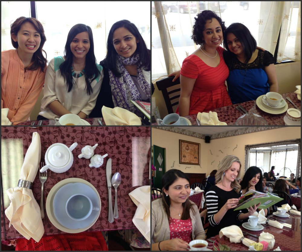 English Tea Service, A Baptism and Great Friends (3/6)
