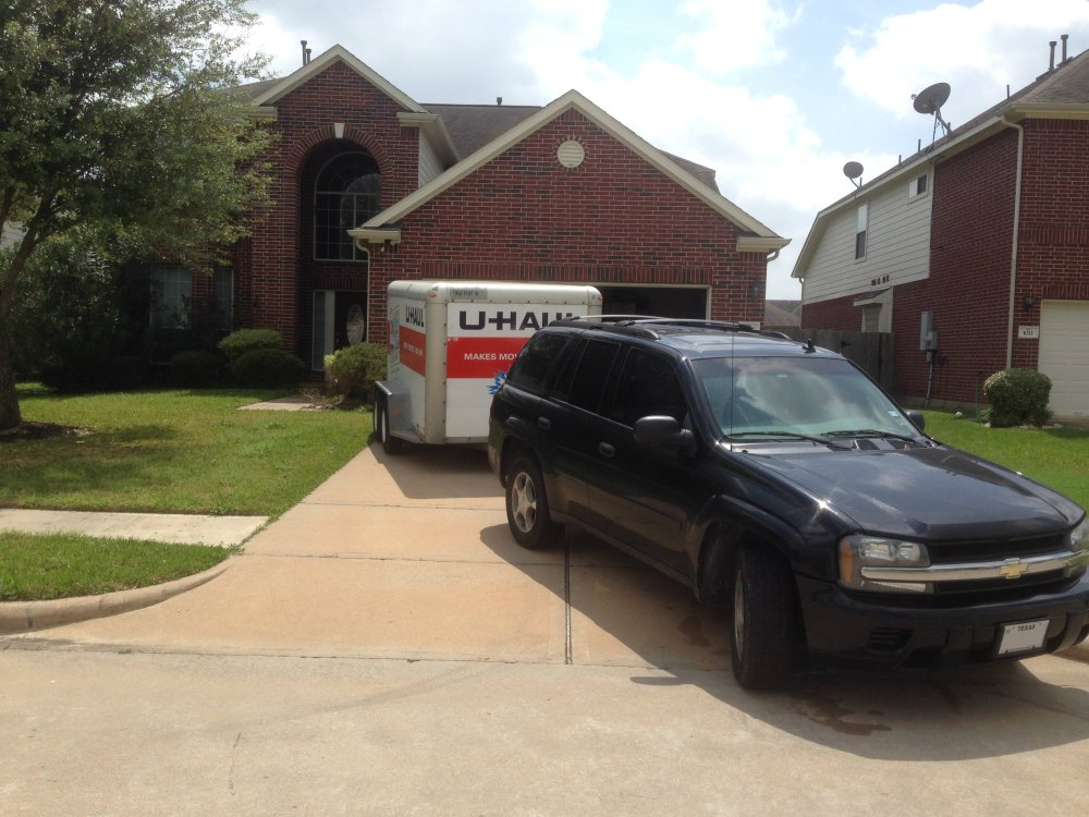 Moving Dad back to Houston! (4/6)