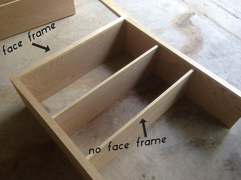 face frame