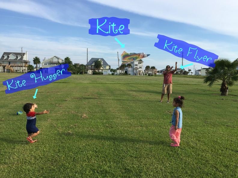 kite hugger