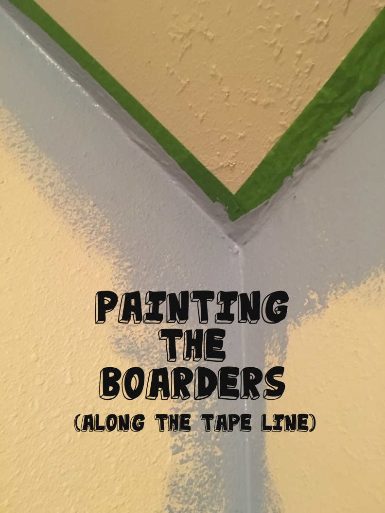 painting boarders