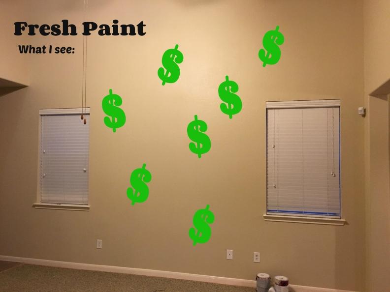 fresh paint me
