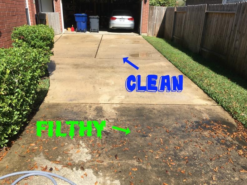 clean v filthy
