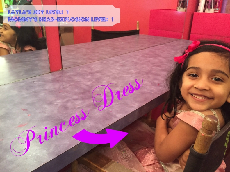 Princess Layla 1